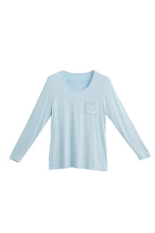 Mia Lucce Soft Long Sleeve Top