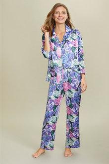Mia Lucce Satin Pyjama Set