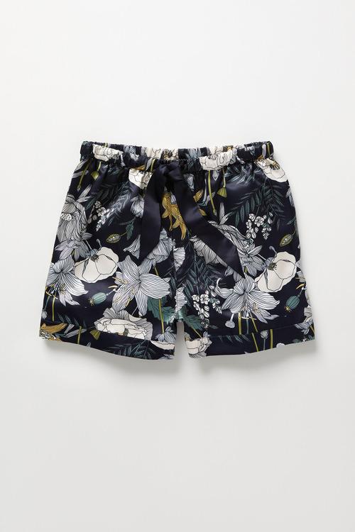 Mia Lucce Satin Shorts