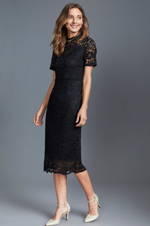 Capture Lace Dress - 248479