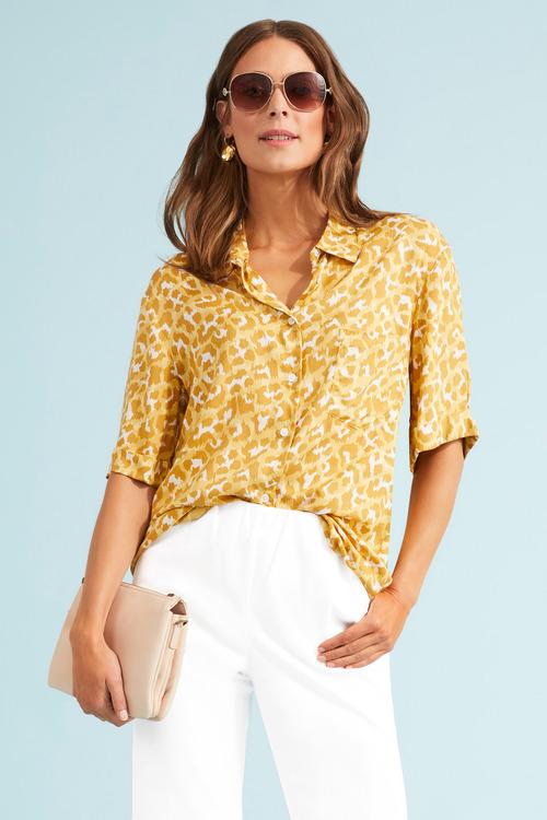 Capture Short Sleeve Shirt