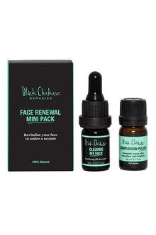 Black Chicken Remedies Face Renewal Mini Pack - 248494
