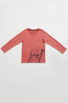 Pumpkin Patch Organic High Paw Tee
