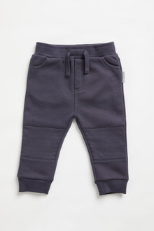 Pumpkin Patch Fleece Knee Patch Jogger