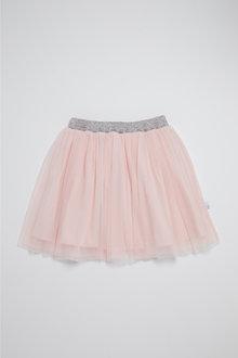 Pumpkin Patch Tulle Skirt