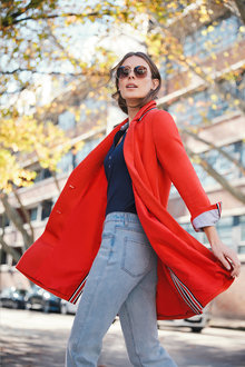 Capture Classic Knit Coat