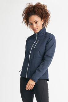 Isobar Sporty Soft Shell Jacket - 248588