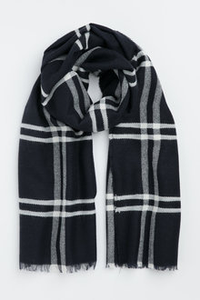 Check Scarf - 248609