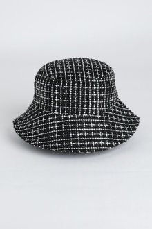 Check Bucket Hat - 248614