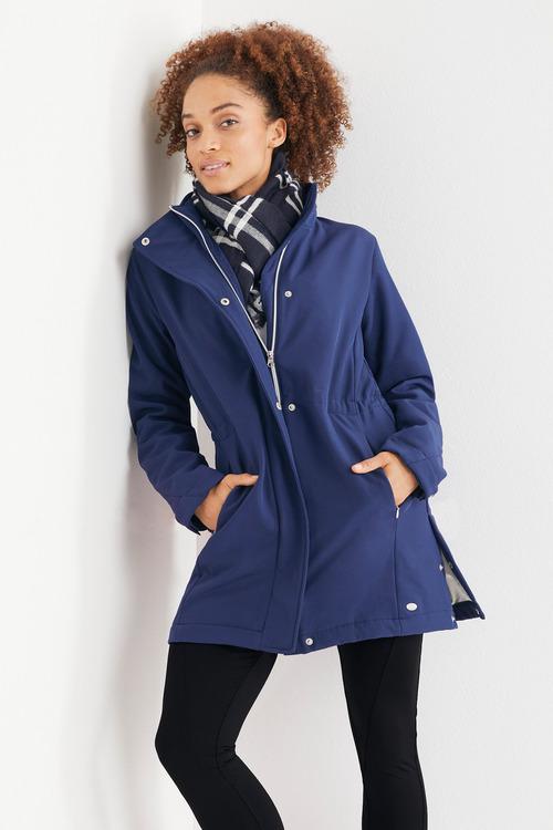 Isobar Longline Softshell Jacket