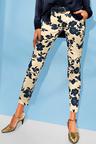 Heine Floral Print Pants