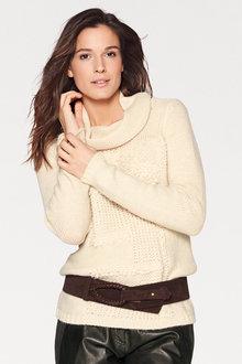 Heine Turtle Neck Sweater - 248699