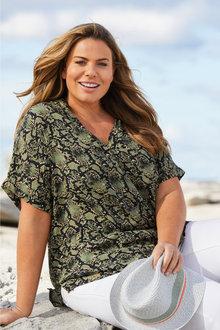 Sara Short Sleeve Shirt - 248711