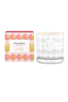 Circa Home Raspberry & Rhubarb Candle