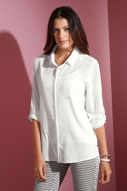 Euro Edit Silk Shirt