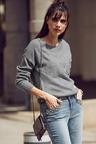 Urban Sequin Love Sweater