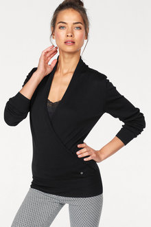 Urban Crossover Knit Top - 248810