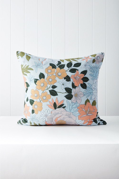 Willow Velvet Cushion