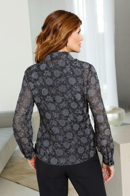 Euro Edit Textured Singlet & Shirt Set