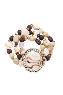 Amber Rose Continuum Bracelet