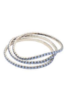 Amber Rose  Tracy Multi Strand Stretch Bracelet