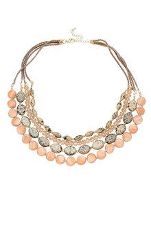 Amber Rose Precious Necklace