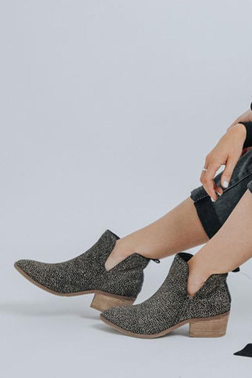 Human Premium Jungle Ankle Boot