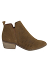 Human Premium Cara Suede Ankle Boot