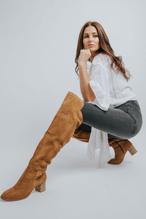 Human Premium Marlee Knee High Boot