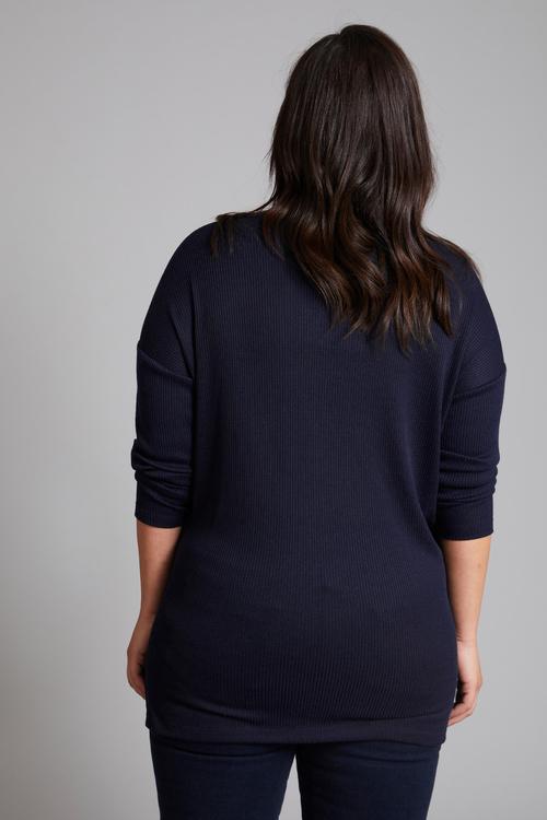 Sara Pocket Front Tunic