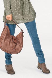 Urban Pull-On Denim Jean