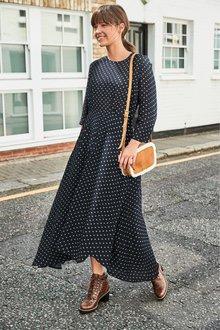 Next Asymmetrical Midi Dress
