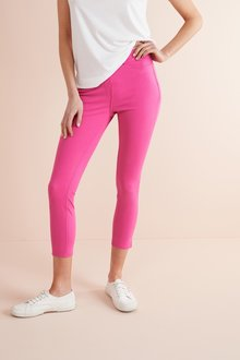 Next Jersey Cropped Leggings