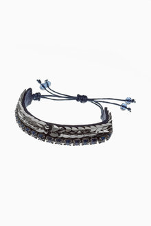 Next Beaded Pully Bracelet
