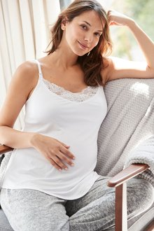 Next Maternity Invisible Support Vest