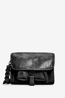 Next Across-Body Bag With Tonal Hardware Detail