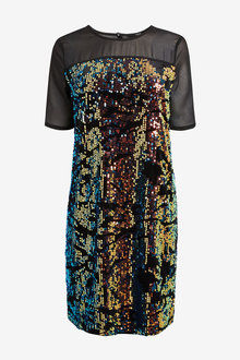 Next Sequin Dress