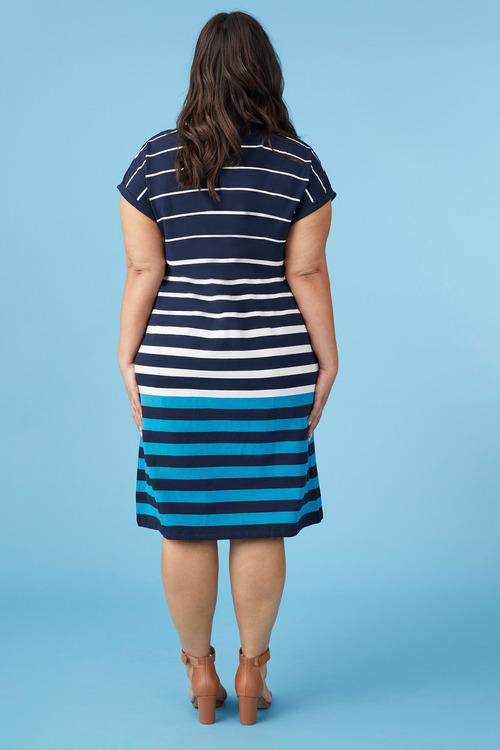 Plus Size - Sara Eyelet Dress