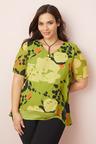 Plus Size - Sara Layer Tunic