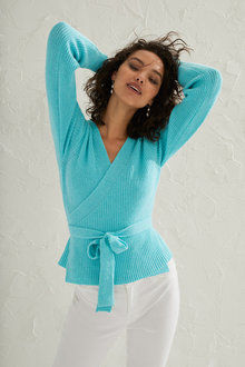 Emerge Wrap Cardigan - 249776