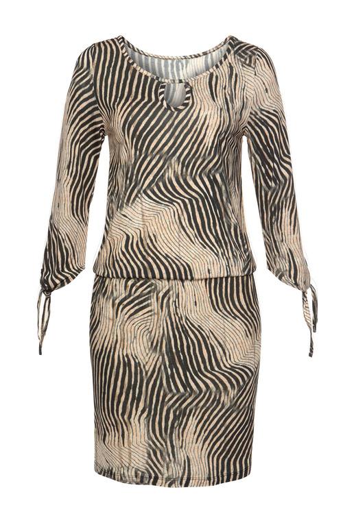 Urban Printed Beach Dress