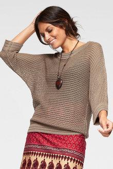 Urban Loose Knit Jumper - 249809