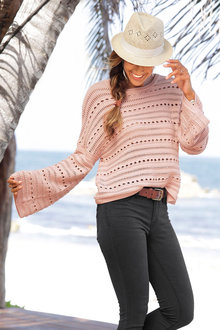 Urban Knit Sweater - 249819