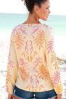 Urban Printed Beach Blouse