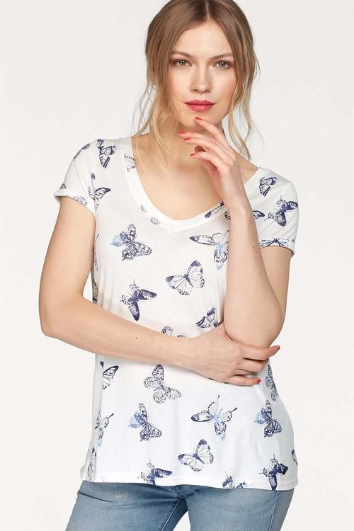 Urban Butterfly T-Shirt