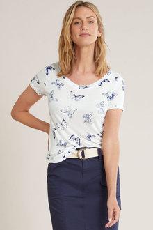 Urban Butterfly T-Shirt - 249824