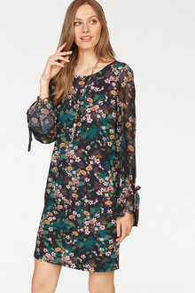 Urban Printed Dress - 249831