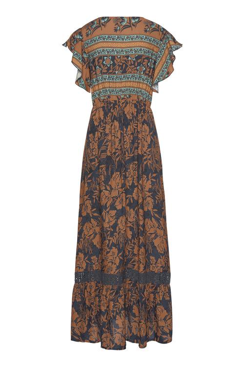 Urban Printed Maxi Dress
