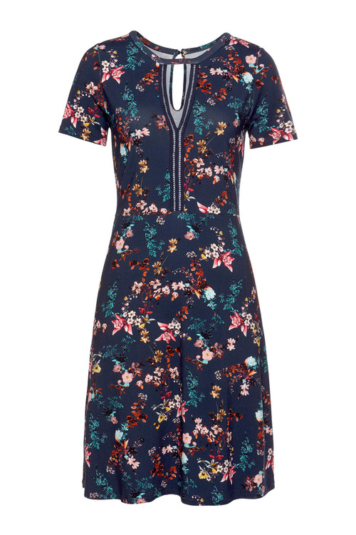 Urban Printed Dress