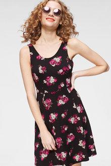 Urban Printed Dress - 249842